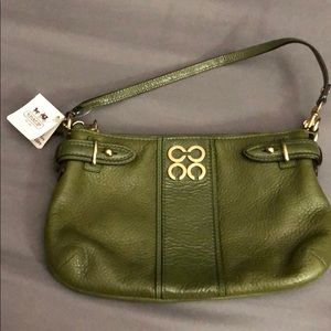 Coach mini purse or clutch